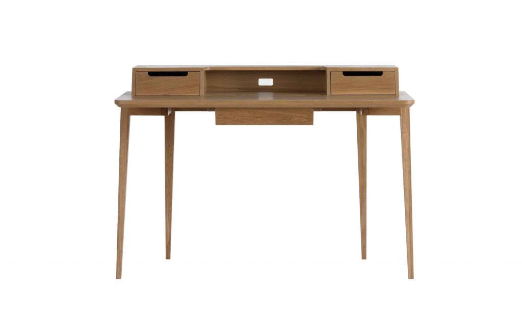 table de bureau bois Treviso des Matthew Hilton