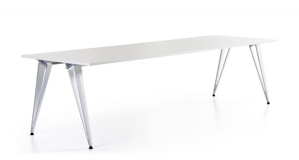 table de bureaux attach lammhults
