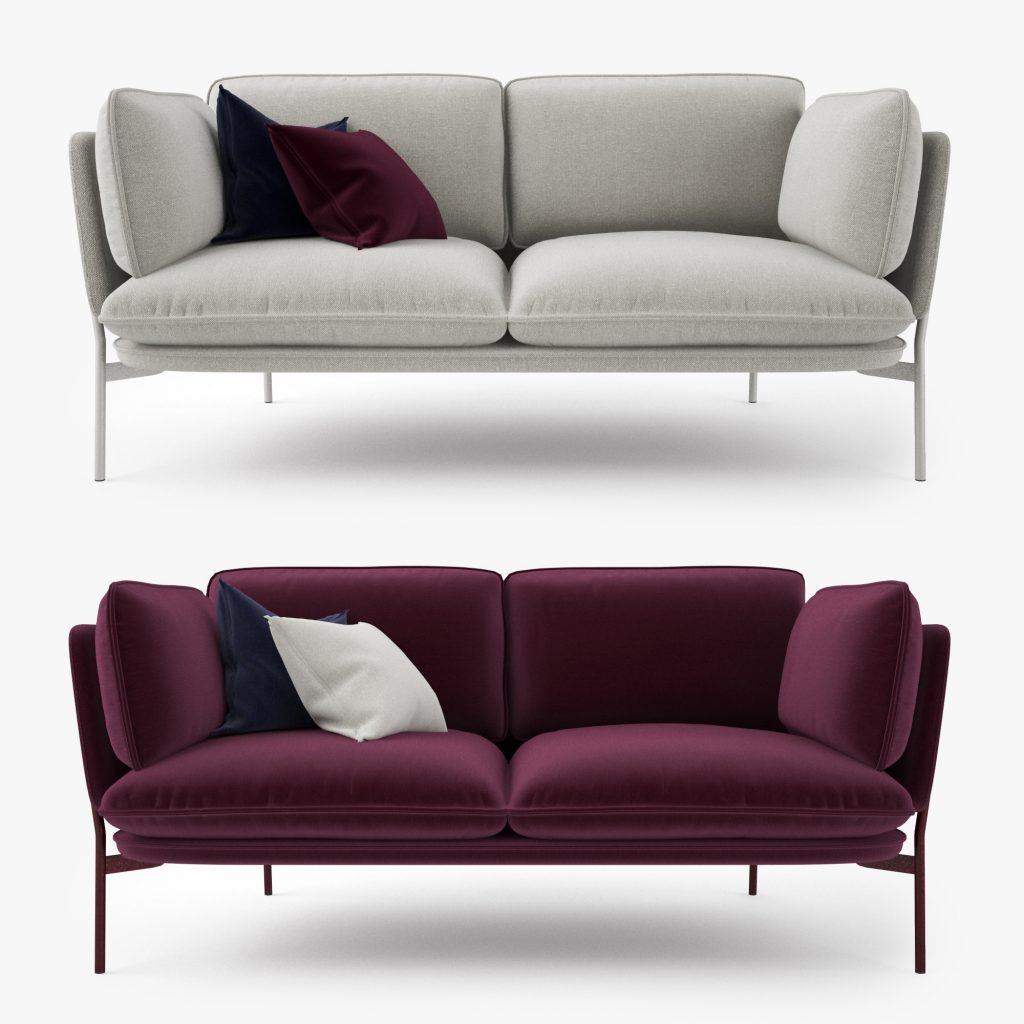 fauteuil canapé salon Cloud Sofa & Tradition