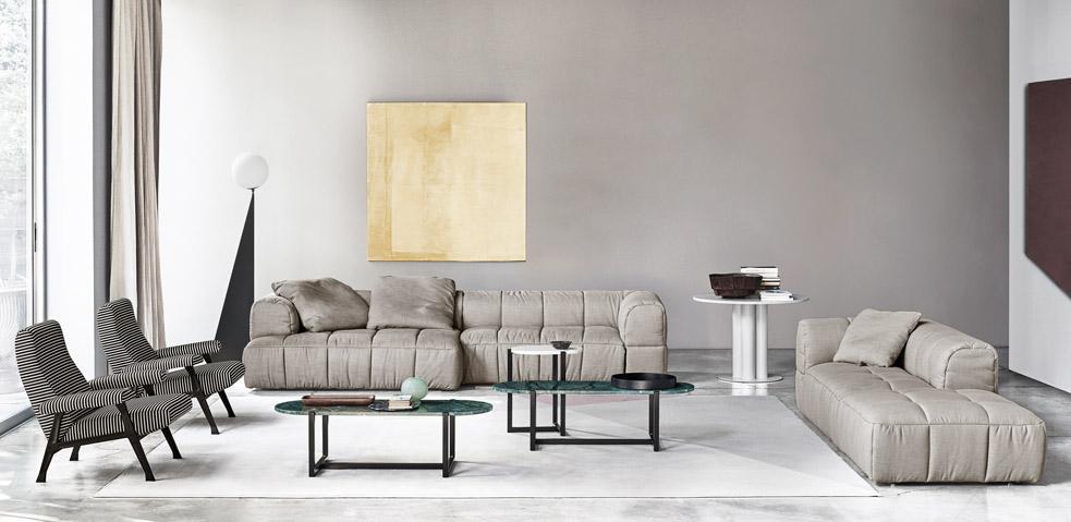canapé arflex strips sofa