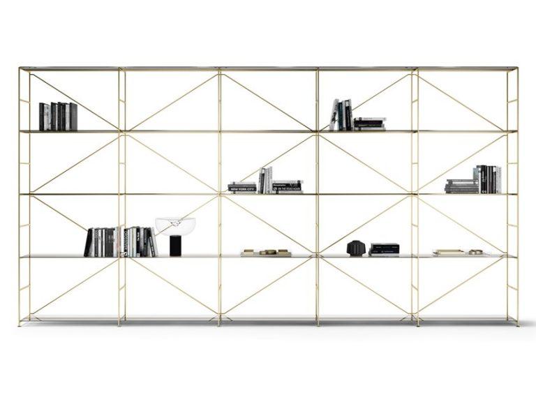 bibliothèque rangement R.I.G Modules Shelving MA/u Studio