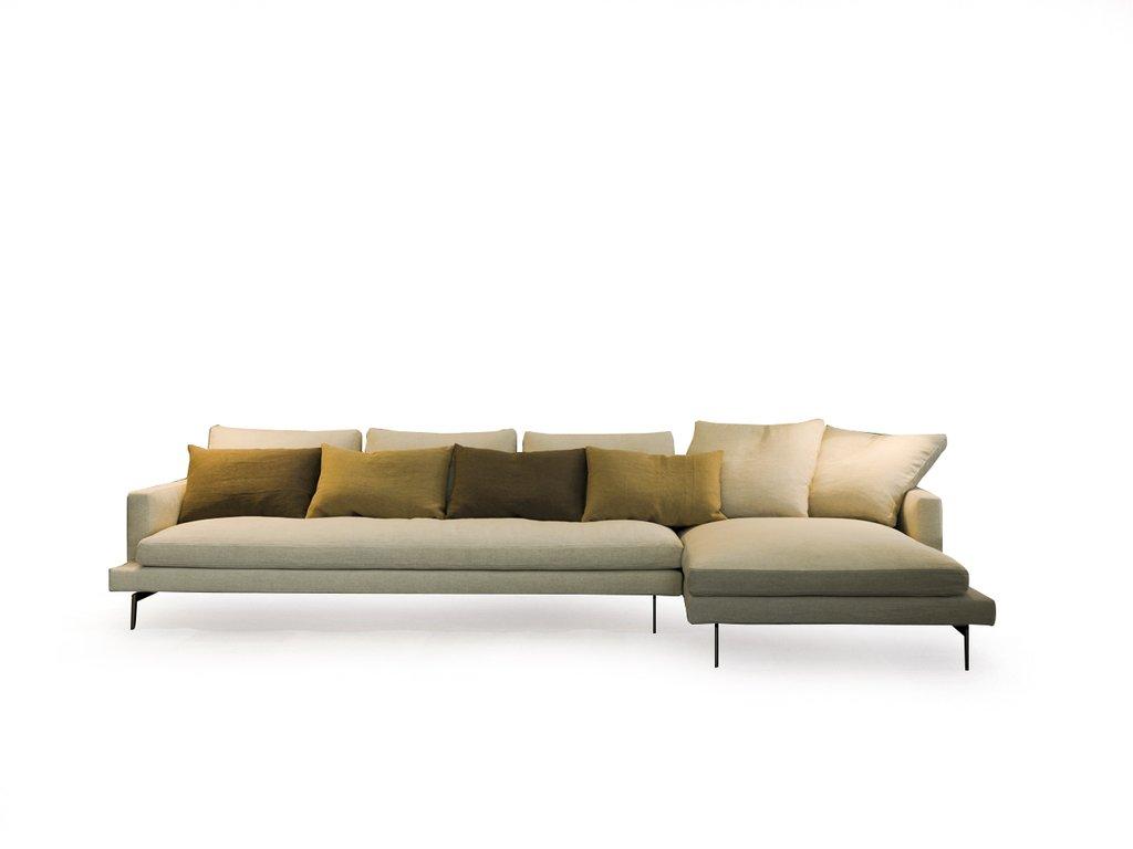 canapé larsen sofa verzelloni
