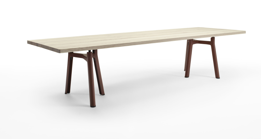 table trestle table Arco