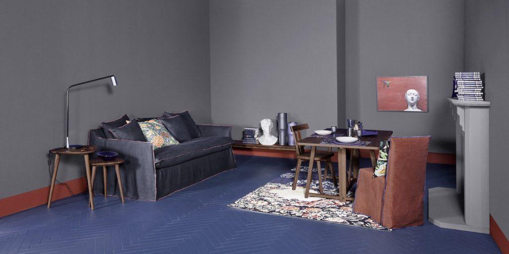 espace nuit lit canapé host 13 gervasoni