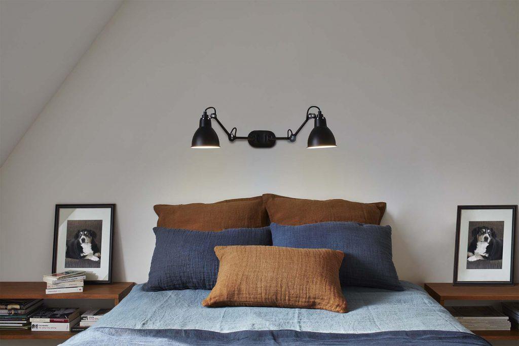 lampe gras DCW applique luminaire