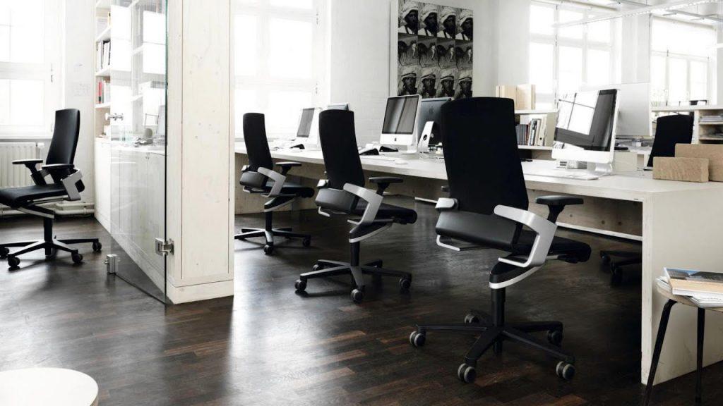 chaise de bureaux on wilkhahn