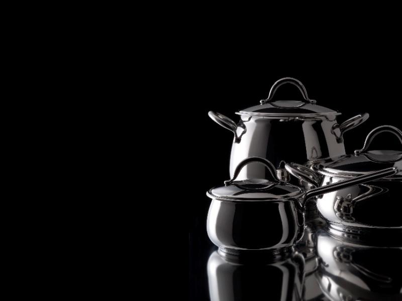 casseroles art de la table serafinozani collection olympia
