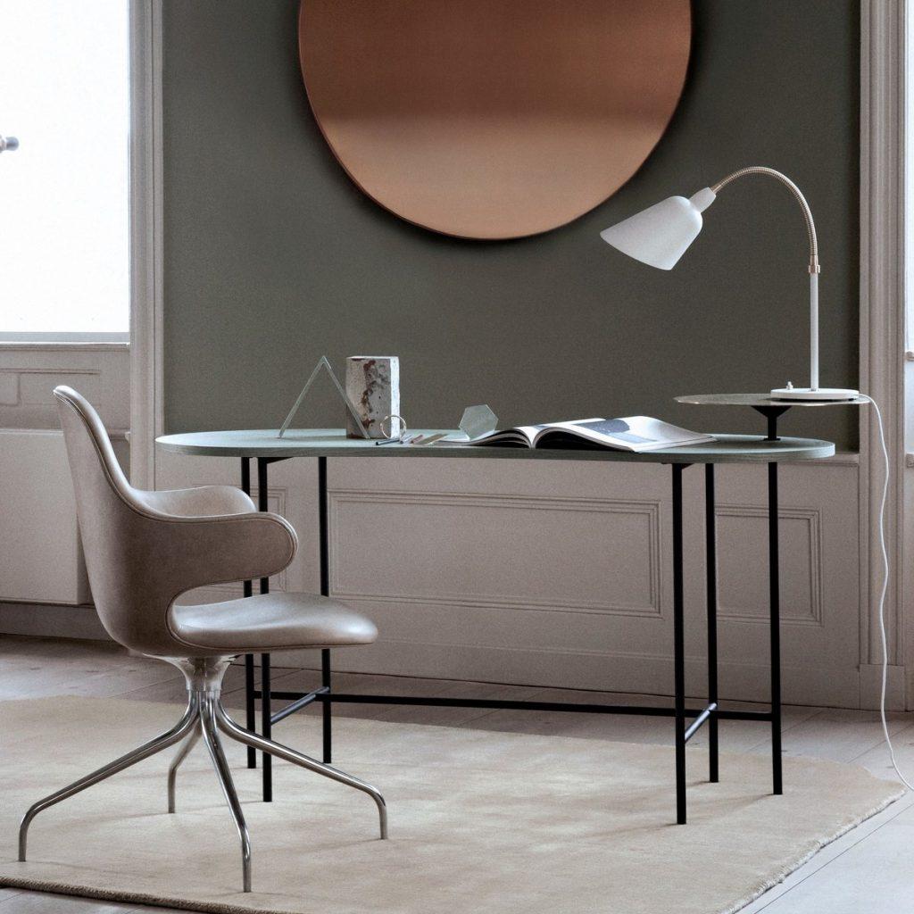 table bureau Palette JH9 &Tradition