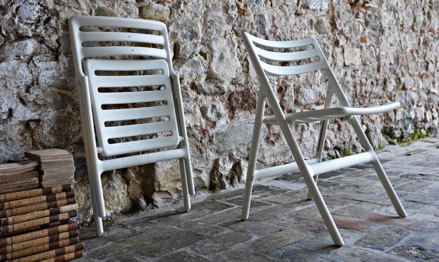 chaise pliante Folding Air Chair Magis