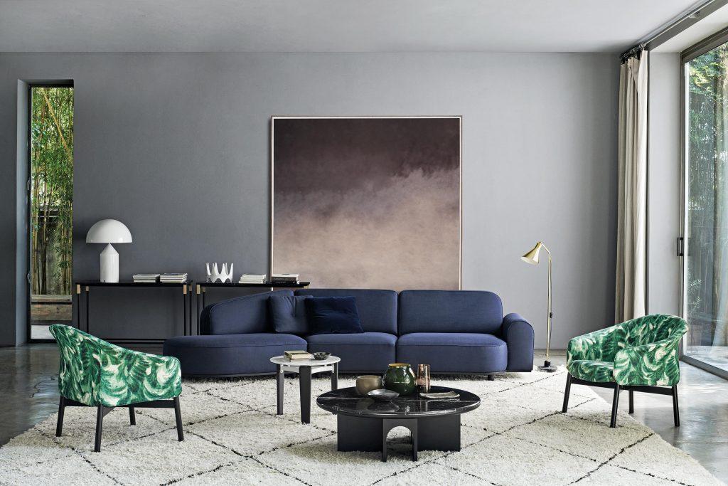 canapé sofa arcolor arflex