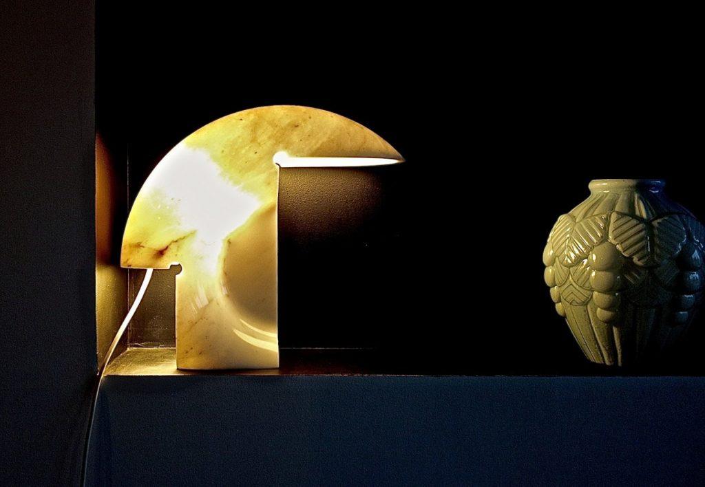 luminaire lampe de table biagio flos