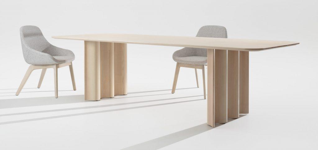 table curtain Zeitraum