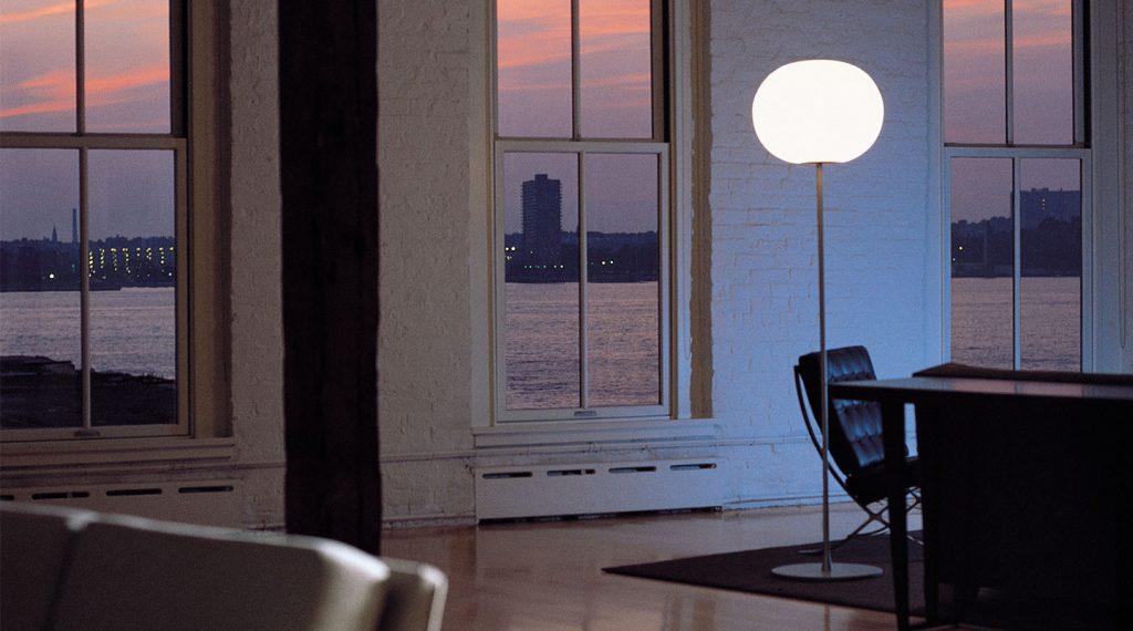 luminaire lampadaire lampe de table flos globall