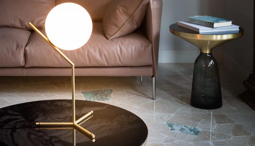 luminaire lampe de table lc flos