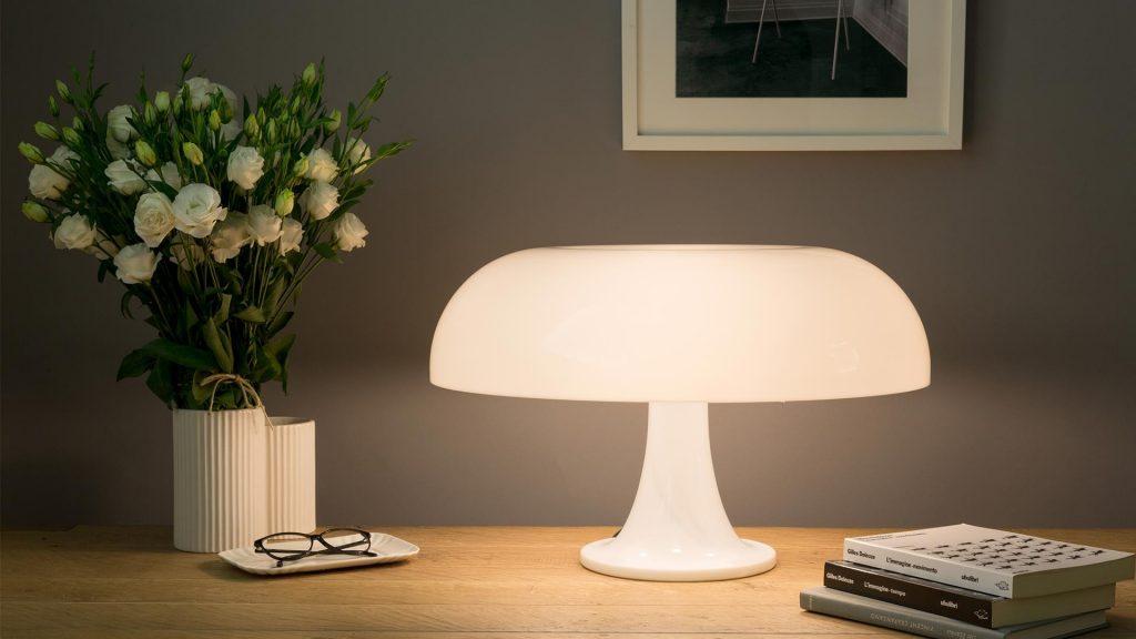 luminaire lampe de table artemide nessino