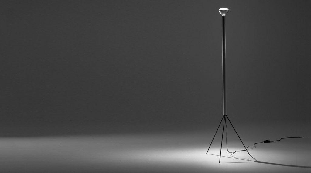 luminaire lampadaire luminator flos