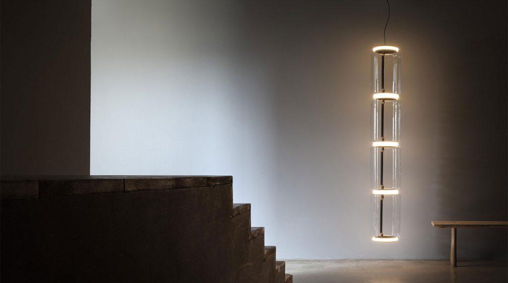luminaire suspension flos noctambule
