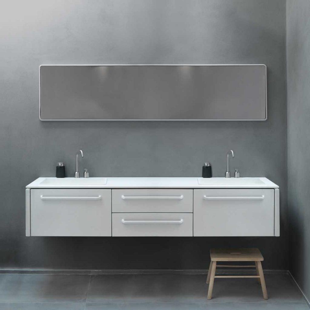 meuble rangement salle de bain module Bath Module Vipp 983 Vipp