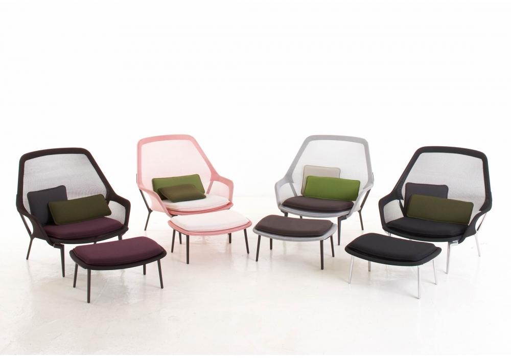 coloris slow chair