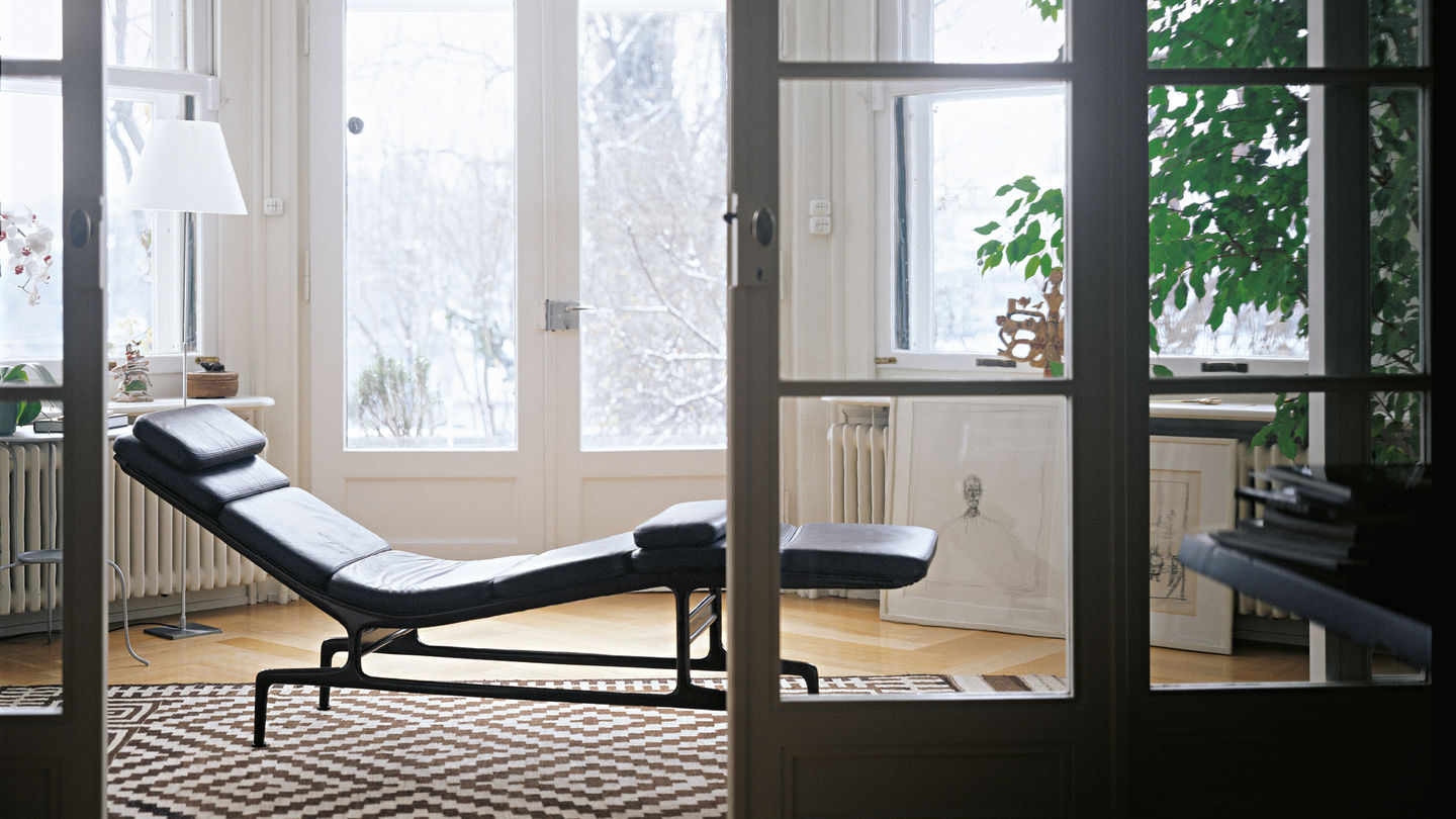 Soft pad Chaise Vitra