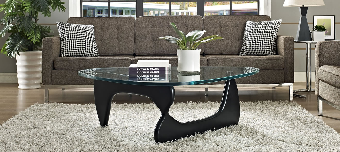 coffee table vitra black