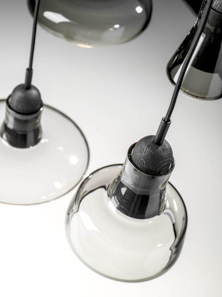 luminaire suspension shadows BROKIS