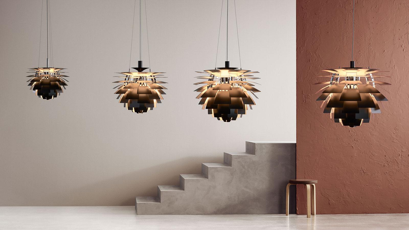 Lampe Artichoke Louis Poulsen Suspensions