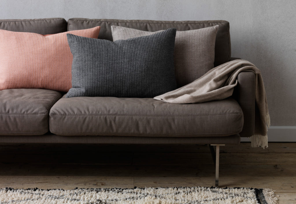 sofa canapé Lissoni sofa fritz hansen