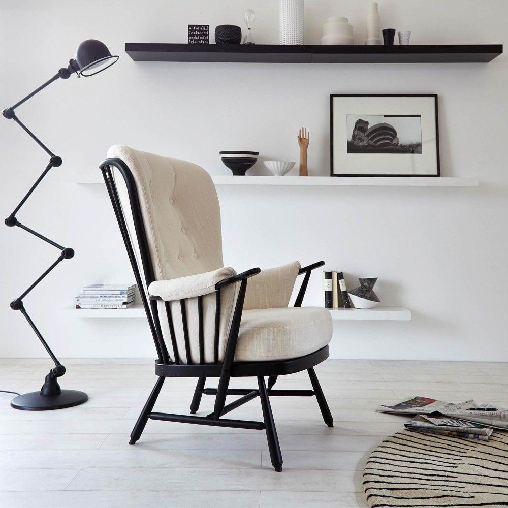 fauteuil evergreen ercol