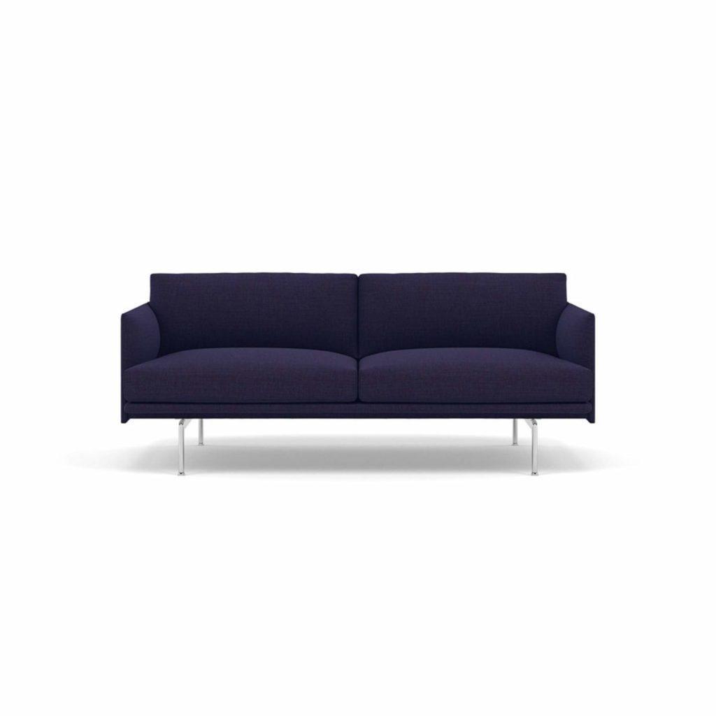 canapé 2 places Outline sofa