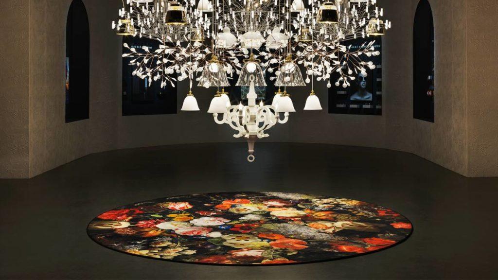 tapis Moooi Carpets eden queen