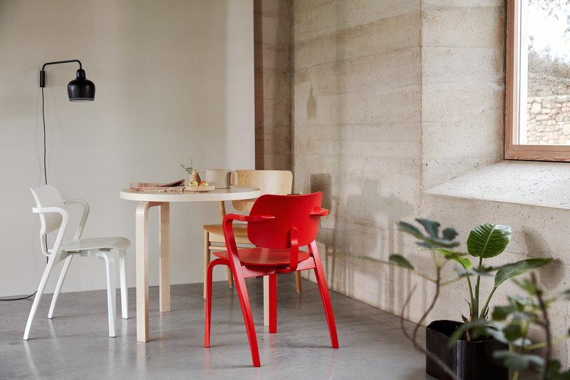chaise salon bois couleurs