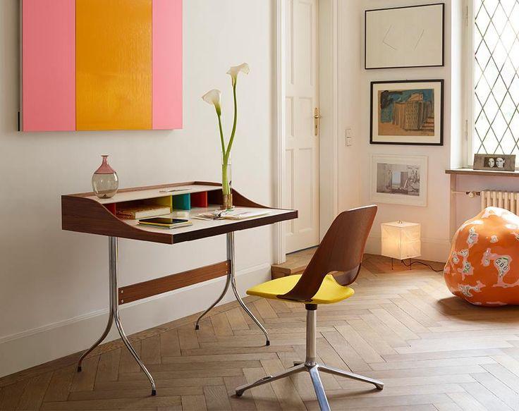 table de bureau Home desk Vitra
