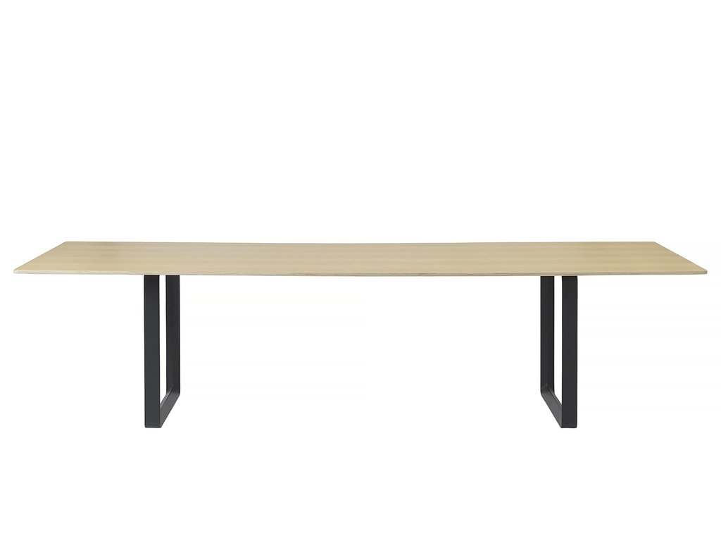 table de bureau table de salon muuto 70/70 table