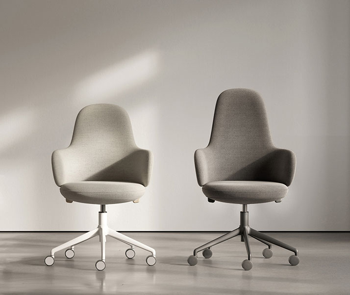 alki lan chaise de bureau