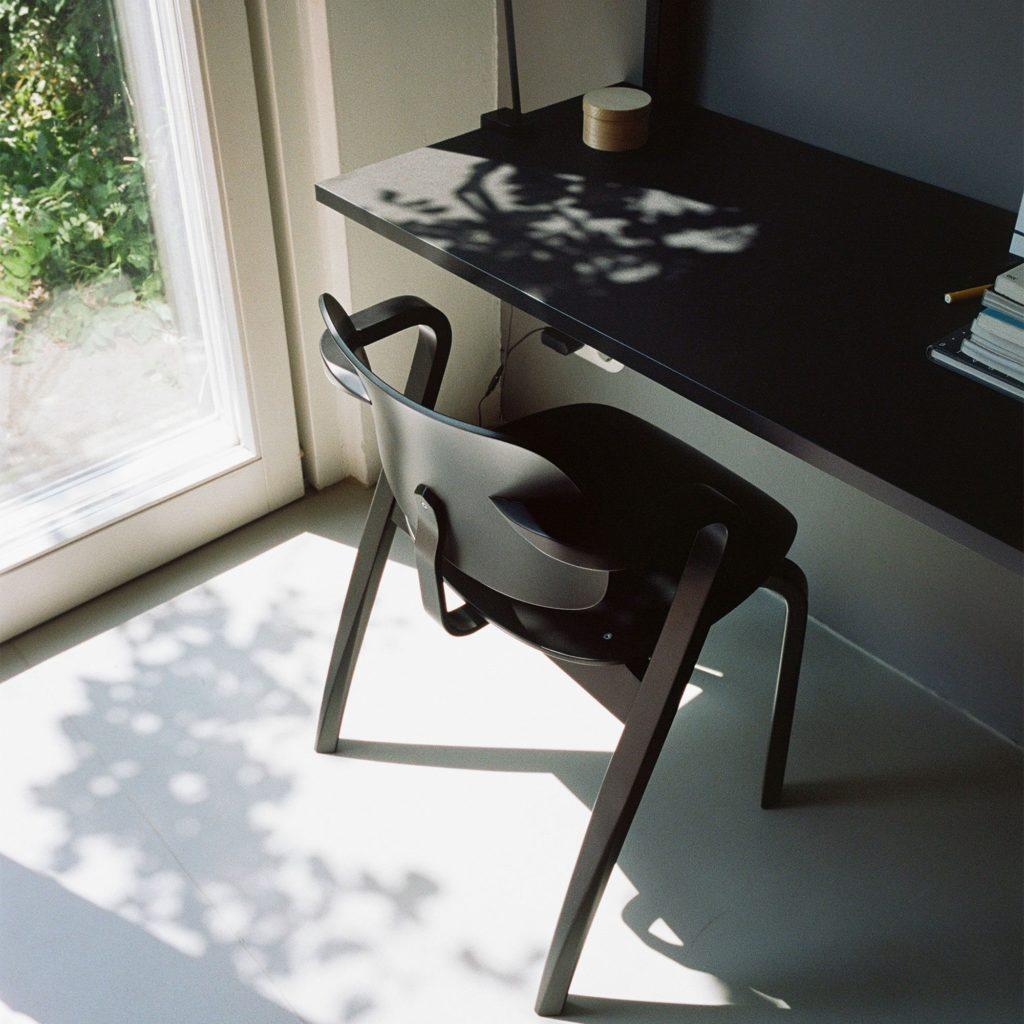 chaise aslak chair artek