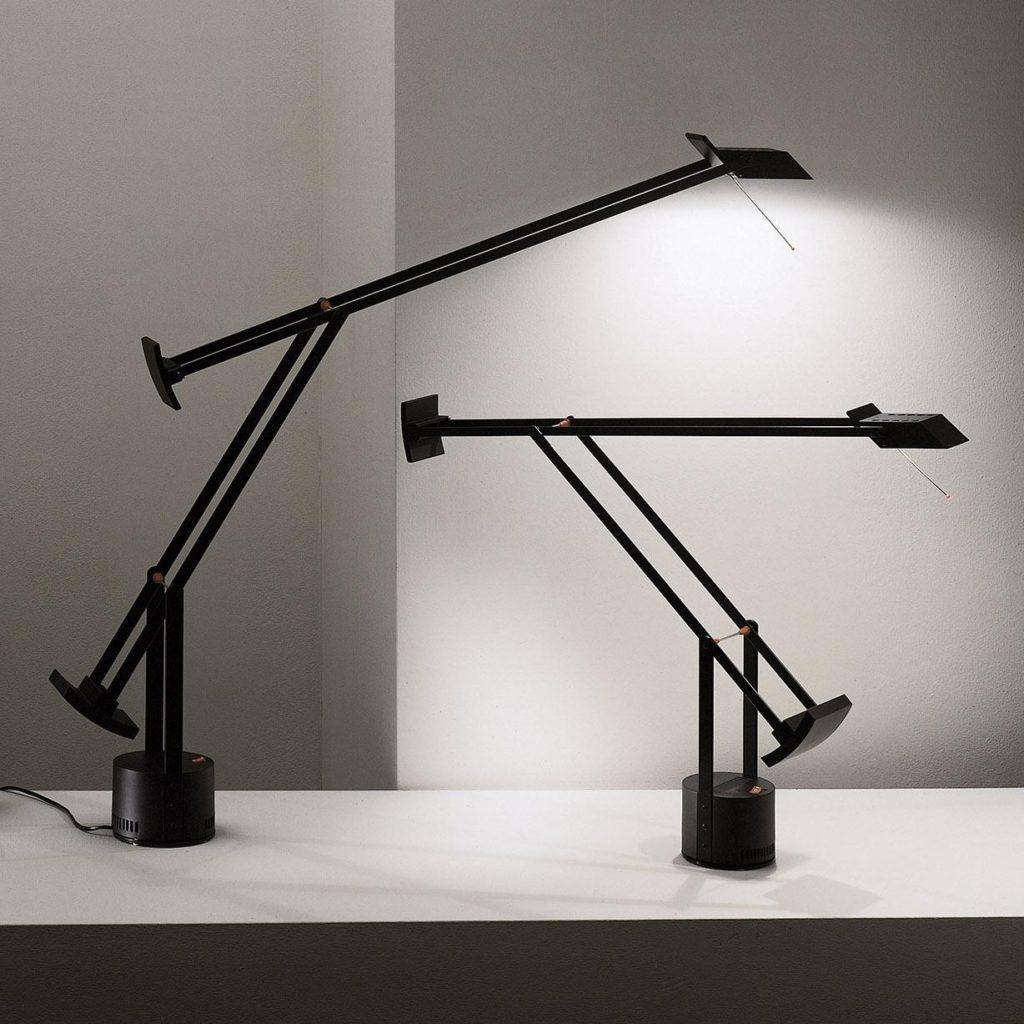 lampe de table luminaire gizmo artemide
