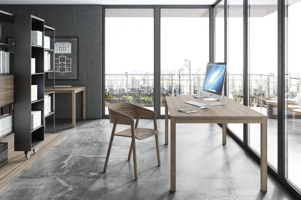 table Bass Punt Mobles table de travail bureau