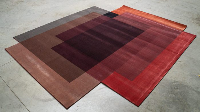 tapis Moooi Carpets blended collection