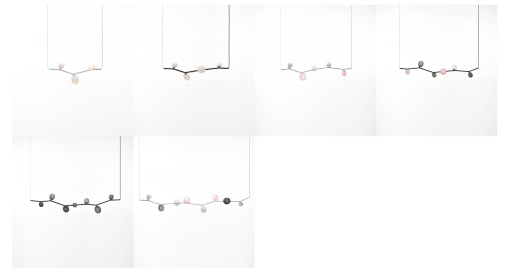 luminaire suspension Ivy Horizontal Brokis