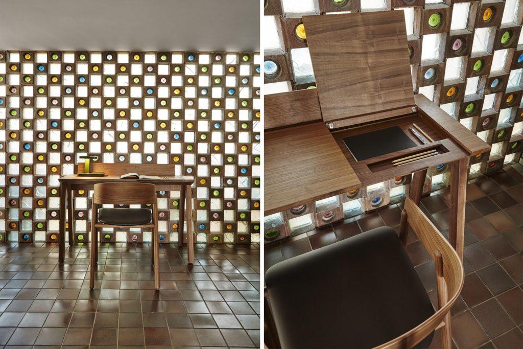 bureaux table Ernest punt mobles