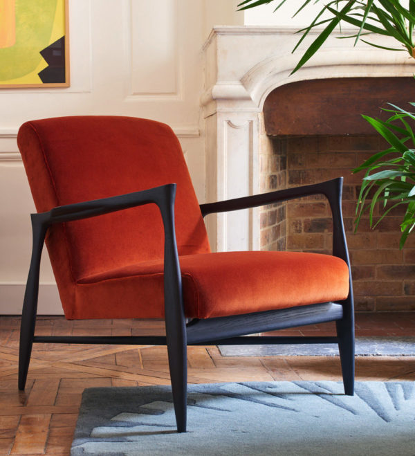fauteuil floating red edition