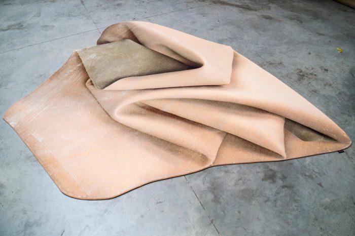 tapis plis intérieur