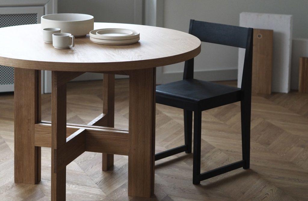table bois  frama farmhouse