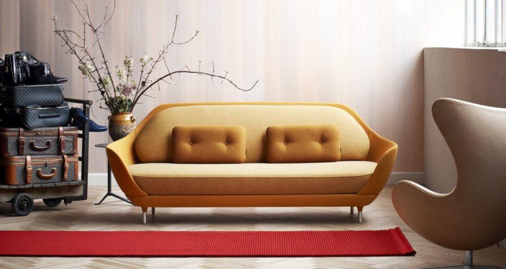 canapé Favn sofa fritz hansen