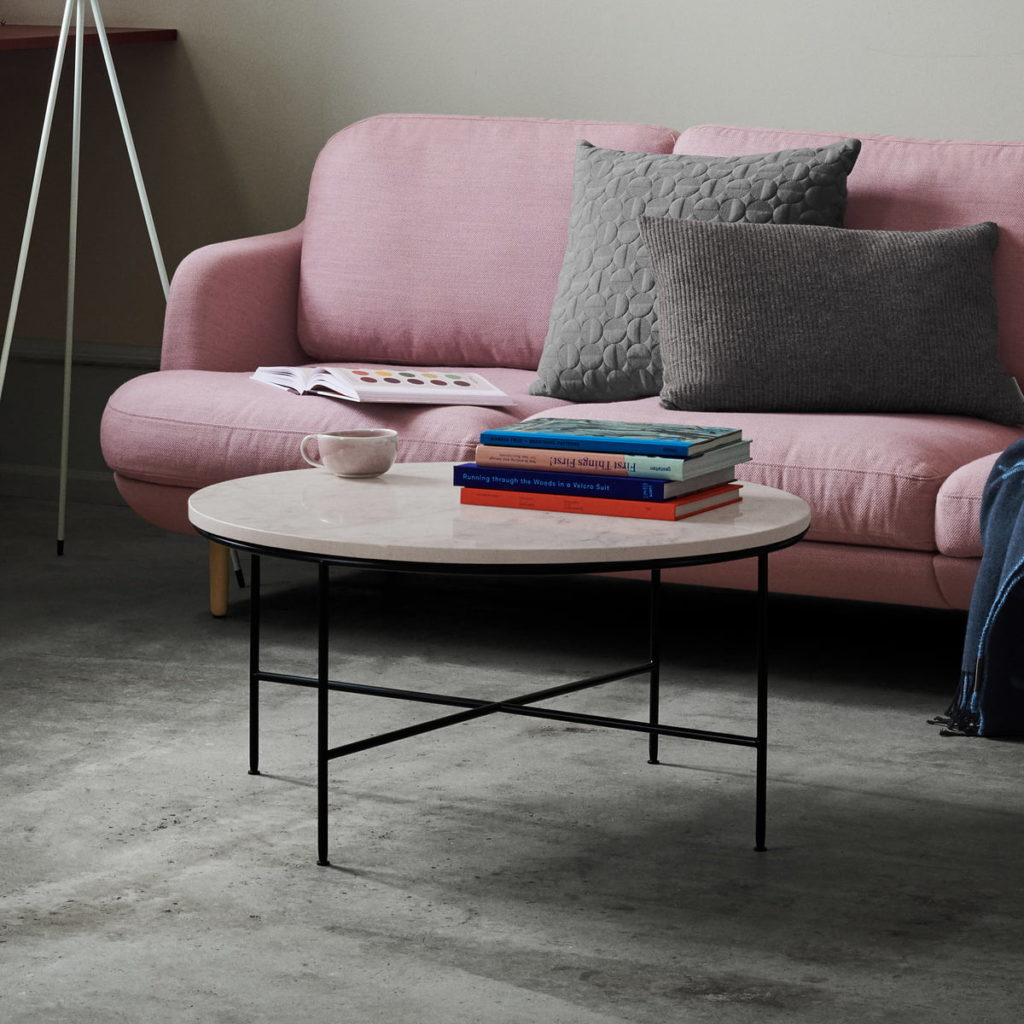 table basse coffee table planner collection fritz Hansen