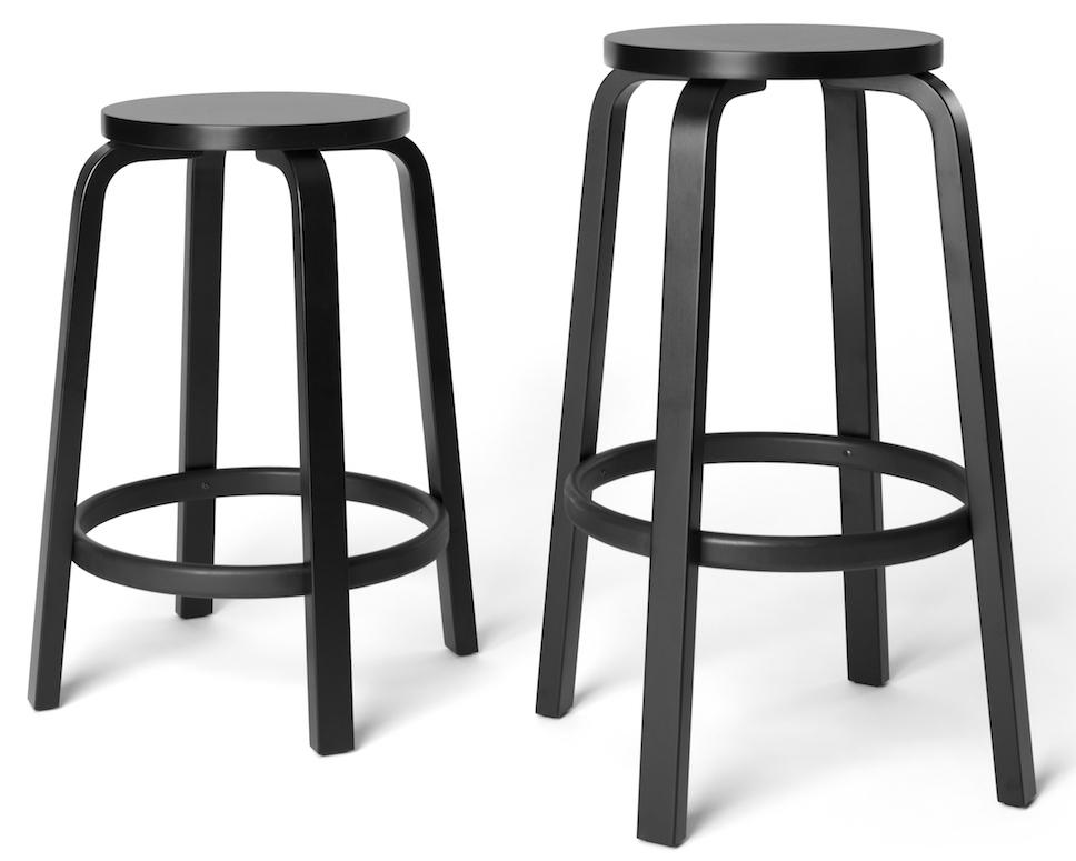 stool bois 64 Artek cuisine