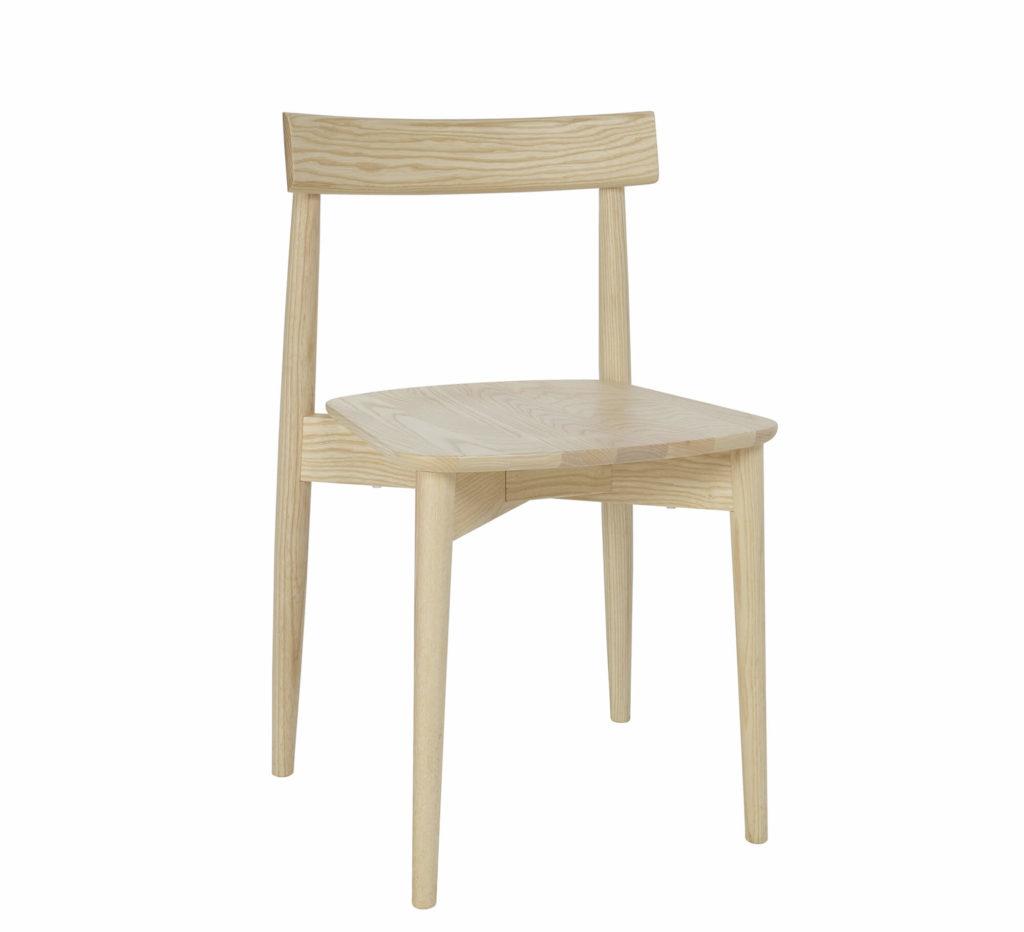 chaise bois Lara ercol