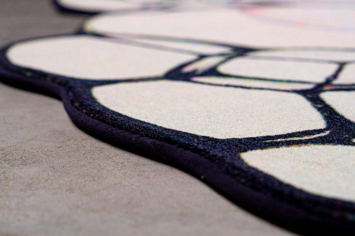 tapis Moooi Carpets bubble collection