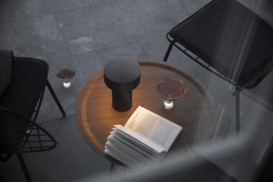lampe de table luminaire Column LED table lamp MENU